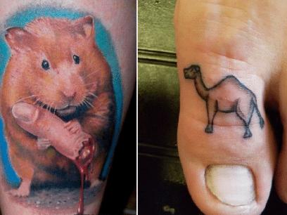 14 flotte tatoveringer alle bør ha. Kulere enn dette blir det ikke!
