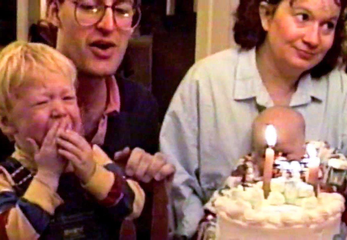 Se bildene av bursdagene det gikk mest til helvete med !