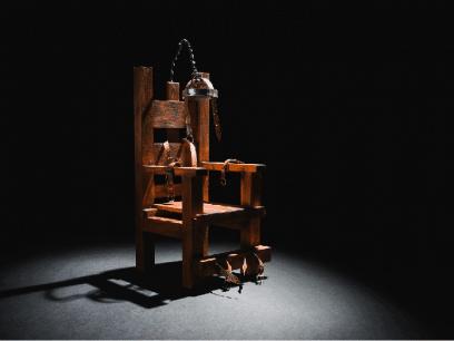 SISTE NYTT: Regjeringen åpner for dødsstraff for denne spesielle gruppen