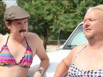 Deilige menn med SEXY bikini blir denne sommerens store trend!
