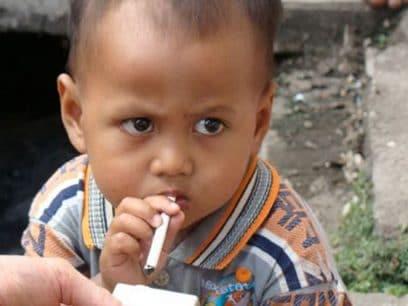 Røyking er tøft. Her er de beste grunnene til å begynne å røke: