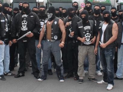 POLITIET ADVARER: Her er de aller farligste og voldelige motorsykkelgjengene i verden