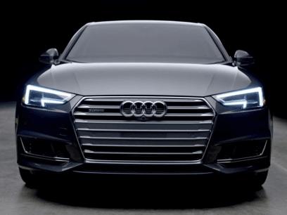 SISTE NYTT: Audi nok en gang kåret til beste bil av psykopater og menn med lav selvtillit!