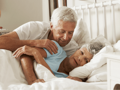 NY FORSKNING: Fullt mulig for eldre å ha sex selv om man er over 40 år