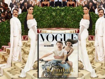 Han kaller seg Kendall Jenners ukjente Tvilling - Hysterisk bra!
