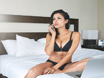 FORSKNING: 9 av 10 kvinner vil gå fra mannen sin før de går fra mobilen sin!