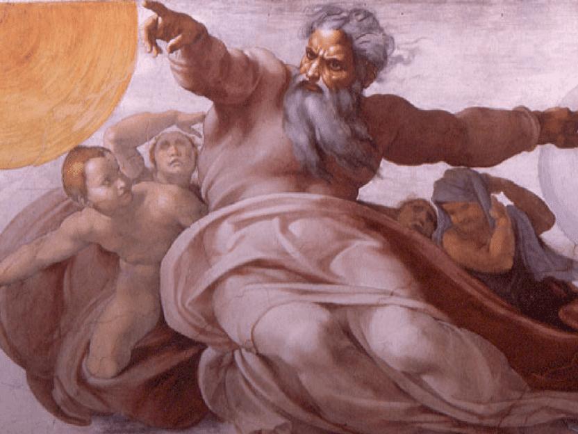 SISTE NYTT: Gud uttaler at de som ikke elsker ham kan dra til helvete!