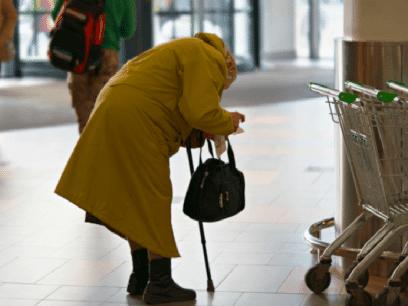 Ryggplager forklart: Mangel på spilleautomater for bestemødre!