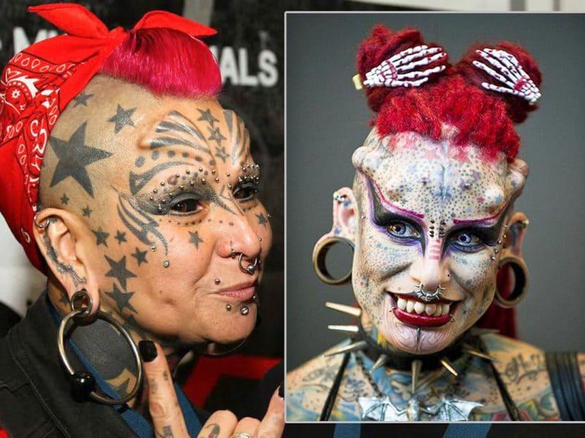 18 jenter som tatoverte ting de ALDRI burde tatovert