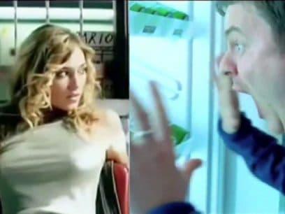 Her er de mest sexy og perverse reklamefilmene som ble forbudt på TV