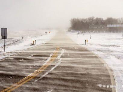 20 nye bilder som viser hvor SINNSYKT kaldt det er i USA nå!