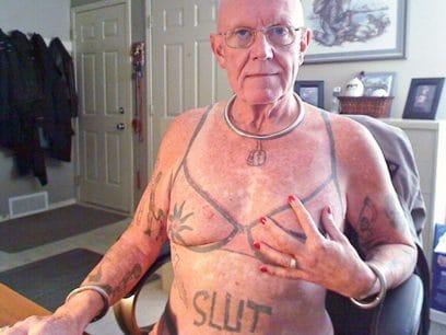Verdens mest perverse tatoveringer! - Hele historien