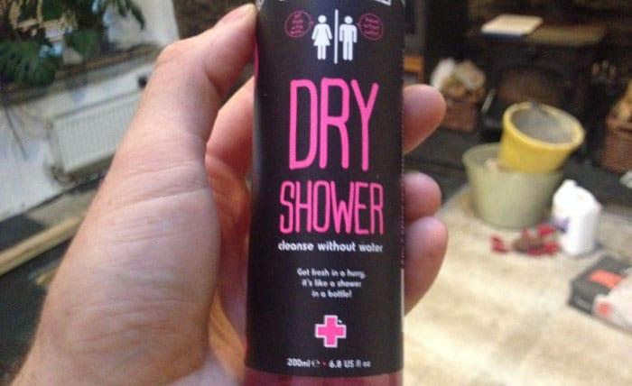 moden dusjing