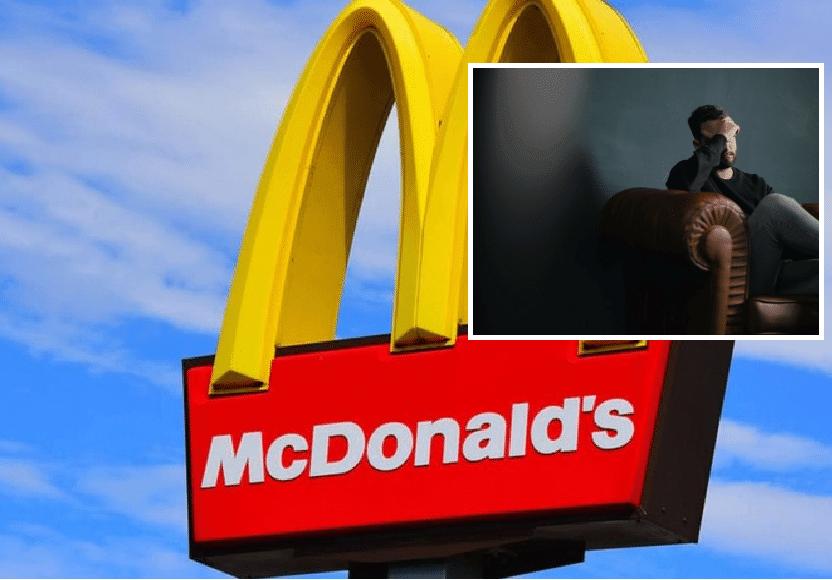 SISTE NYTT: Mann saksøker McDonalds da han fortsatt er depressiv etter å ha spist et Happy Meal