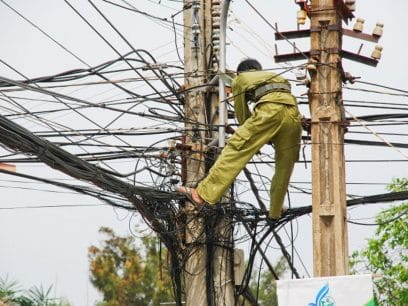20 DRITINGS elektrikere som absolutt IKKE vil ha hjelp - Del 2