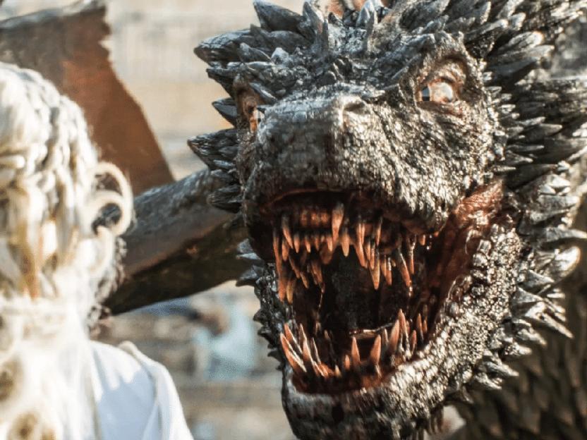 SISTE NYTT: Dragen i Game of thrones har blitt forkjølet. Siste episode utsatt i 2 uker!