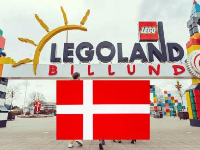 SISTE NYTT: Danmark slår seg sammen med Legoland og blir til et land!