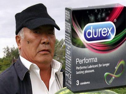 Mann ville på sjamankurs - Endte opp med en pakke kondomer