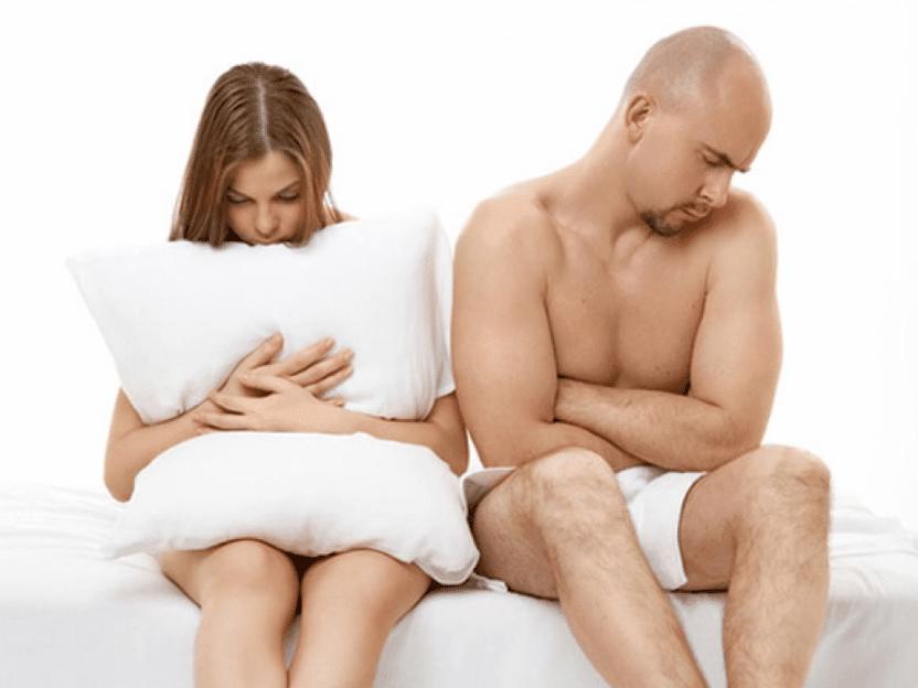 SISTE EKTESKAPSNYTT: Kvinne med vondt i hodet faket orgasme da mannen kom etter bare 19 sekunder