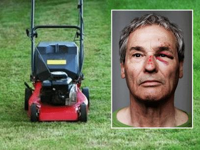 SISTE NYTT: Mann bortført og torturert av naboer etter å ha klippet gresset på rød dag