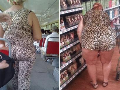 MOTENYTT: Fortsatt flere kvinner på verdensbasis som tror leopardkjoler er akseptabel mote