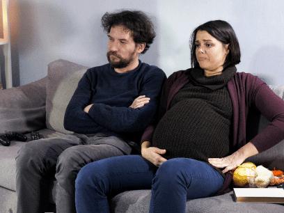 SISTE NYTT: Ulykkelig par gir forholdet en siste sjanse ved å få barn