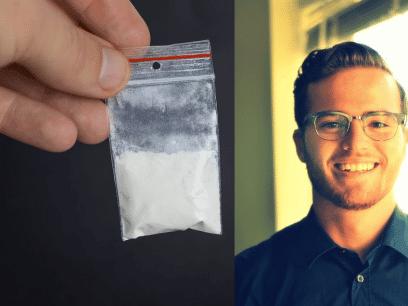 SISTE: Mann (37 år) velger å begynne med kokain etter å ha sett NRK-dokumentar om finansbransjen