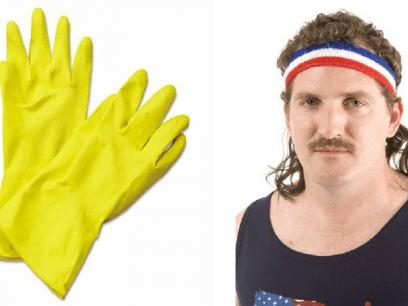 NY TREND: Flere og flere norske menn onanerer med pannebånd og vaskehansker