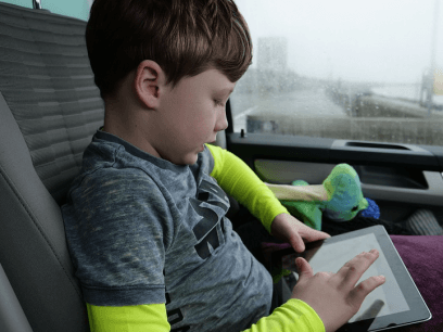 SISTE NYTT: Ipad kåret til alle foreldres beste våpen i kampen mot egne drittunger