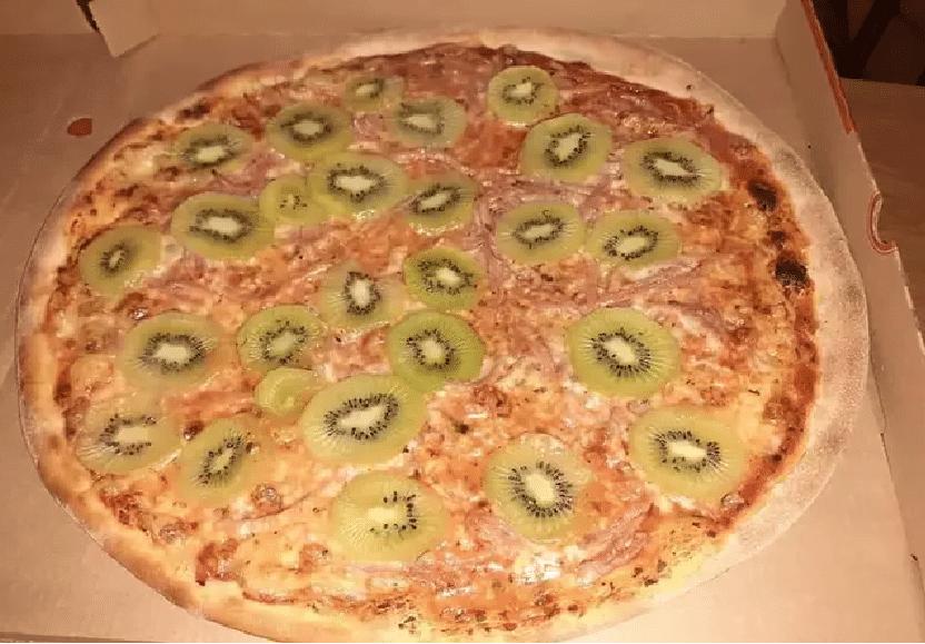 SISTE NYTT: Nå lanseres Kiwi-pizza