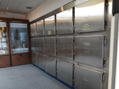 SISTE NYTT: Sovende ansatt  ved krematoriet ble brent til aske ved en feiltagelse