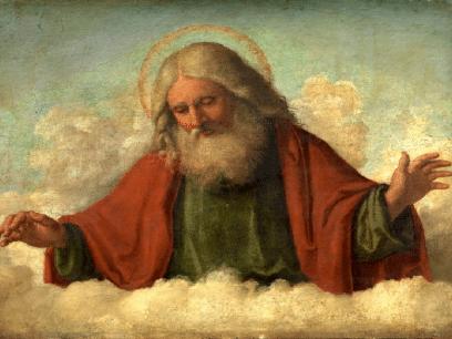 Gud bekrefter at han lagde det mannlige kjønnsorganet i fylla.