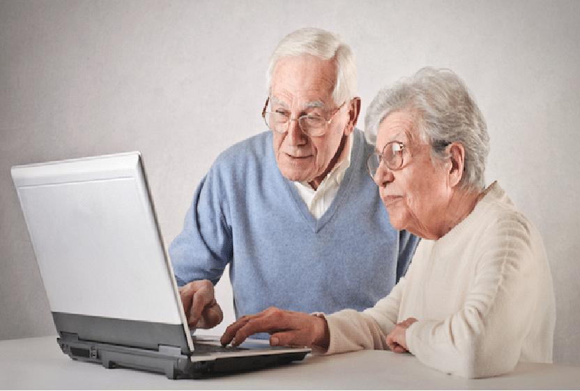 SISTE NYTT: Slik hjelper du foreldrene dine med data-problemer uten å ville drepe dem