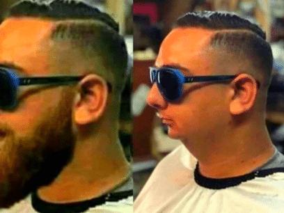 TRIST HISTORIE: Roar mistet kjæreste og all respekt etter at han barberte bort skjegget