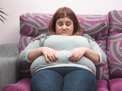 AKKURAT NÅ: Kvinne (33 år) usikker på hun er gravid eller om hun bare har lagt på seg noe voldsomt den siste uken