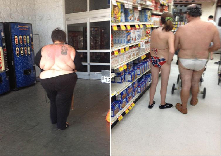 17 bilder fra kjøpesenter du ikke trodde kunne være mulig, men joda...