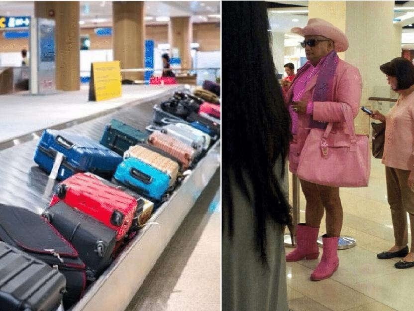 SISTE: Odd-Vidar (56 år) raser. Flyselskap rotet med bagasje. Måtte fly hjem i dameklær. Varsler søksmål