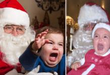 barn-julenisse-gråter